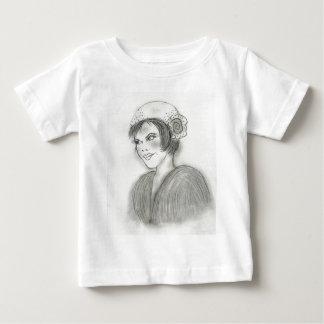 Sassy Flapper Baby T-Shirt