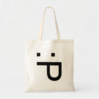 Sassy Helvetica Tote Budget Tote Bag