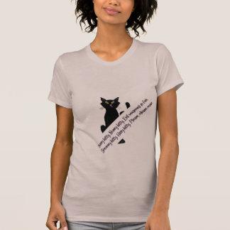 Sassy Kitty T Shirt