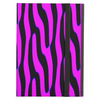 Sassy Pink Wild Animal Print iPad Air Covers