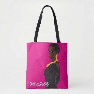 Sassy Simone Tote Bag