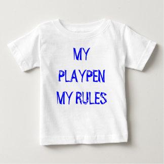 Sassydog My Playpen baby shirt