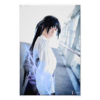 Sasuke Chidori Photograph