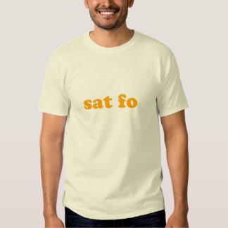 Sat Fo T-shirt