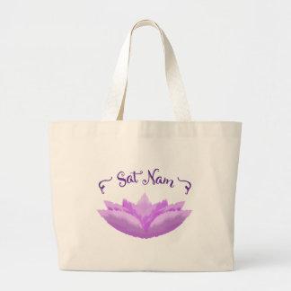Sat Nam Large Tote Bag