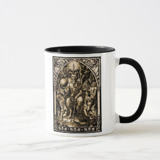Satan Enthroned Mug