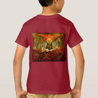 Satan inspiring the world T-Shirt