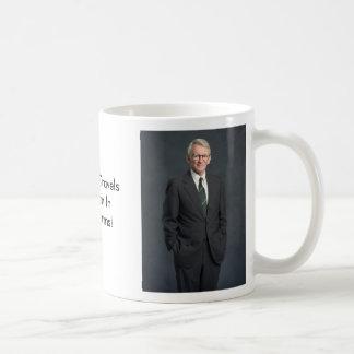 SATAN, joe riley, The Devil TravelsThe Earth In... Coffee Mug