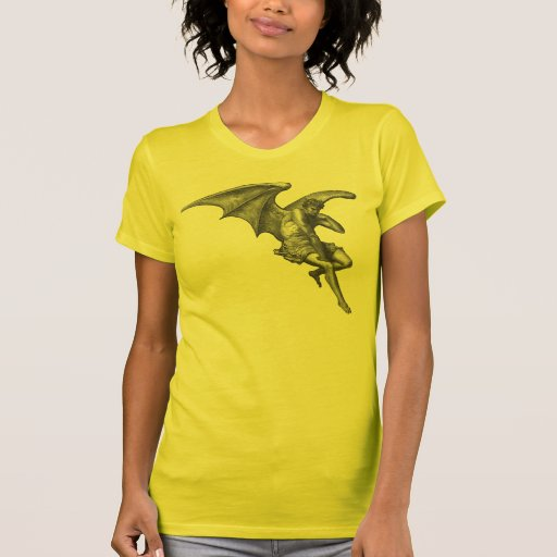 Satan Thinking on light clothes T-shirt