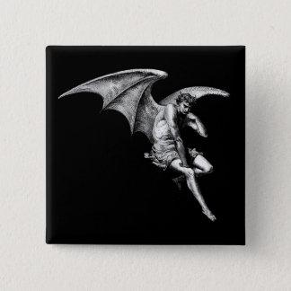 Satan Thinking Pin