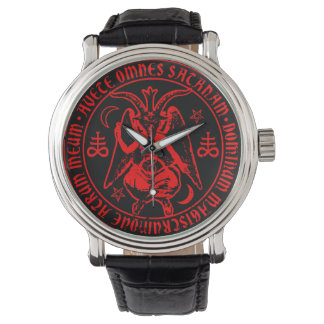 Satanic Baphomet Watch