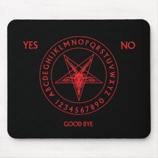 Satanic Divination Mousepad