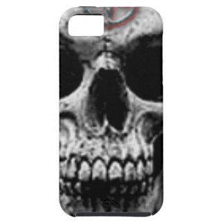 Satanic Evil Skull Design iPhone 5 Cover