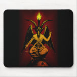 Satanic Goat mousepad