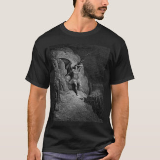 Satan's Infinite Despair - Gustave Dore T-Shirt