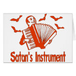 Satan's Instrument Cards