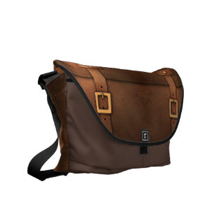 satchel Pony Express leather Commuter Bags