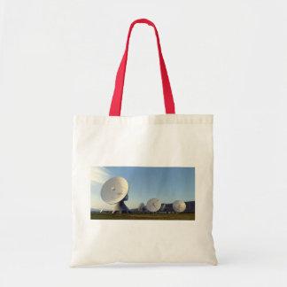 Satellite Dish Tote Bag