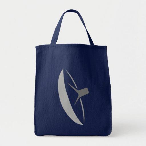 Satellite dish full elite dish canvas bag