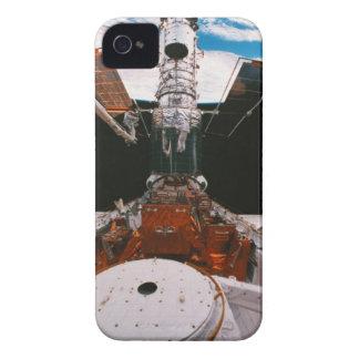 Satellite Docked iPhone 4 Case