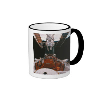 Satellite Docked Coffee Mug