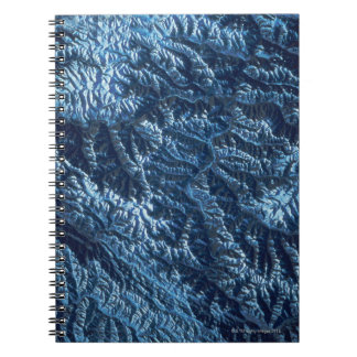Satellite Image of Earth Notebooks