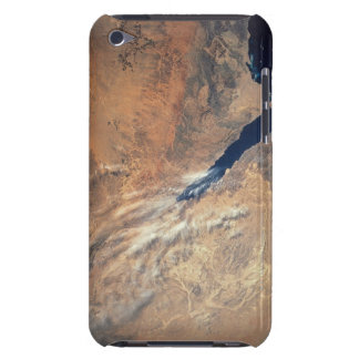 Satellite Image of Land Barely There iPod Cover