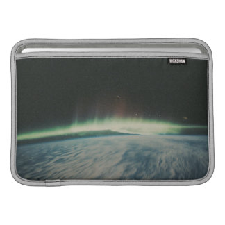 Satellite Image of Northern Lights Sleeve For MacBook Air