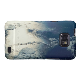 Satellite Image of Sunlight Samsung Galaxy S2 Covers