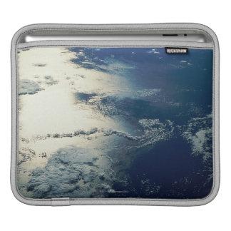 Satellite Image of Sunlight iPad Sleeve