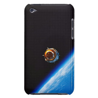 Satellite in Orbit 2 Barely There iPod Cases