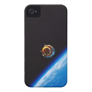 Satellite in Orbit 2 iPhone 4 Cover