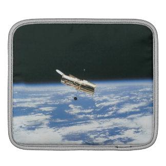 Satellite in Orbit 3 iPad Sleeve