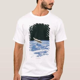Satellite in Orbit 3 T-Shirt