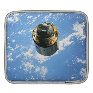 Satellite in Orbit 4 iPad Sleeve