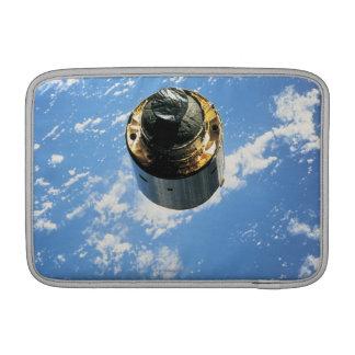 Satellite in Orbit 4 MacBook Sleeve