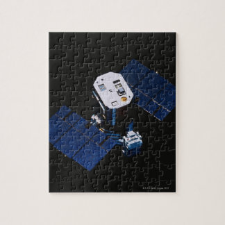 Satellite Jigsaw Puzzle
