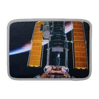 Satellite Launching from Space Shuttle Sleeve For MacBook Air