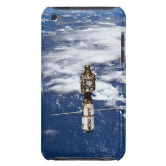 Satellite Orbiting Earth 4 iPod Touch Cases