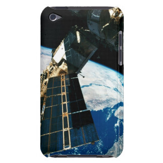 Satellite Orbiting Earth 5 Barely There iPod Cover