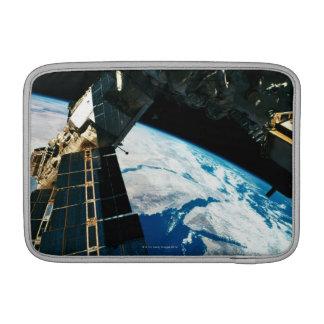 Satellite Orbiting Earth 5 Sleeve For MacBook Air