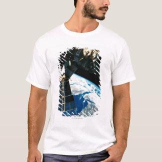 Satellite Orbiting Earth 5 T-Shirt