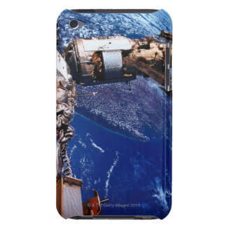Satellite Orbiting in Space 2 iPod Case-Mate Case