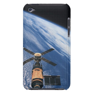 Satellite Orbiting Space Barely There iPod Case