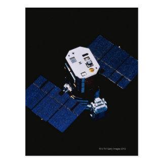 Satellite Postcard