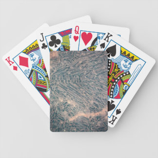 Satellite View 2 Bicycle Playing Cards