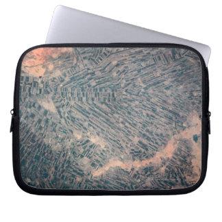 Satellite View 2 Laptop Sleeve