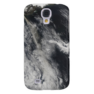 Satellite view of an ash plume 2 galaxy s4 case