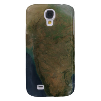 Satellite view of Central India Galaxy S4 Case