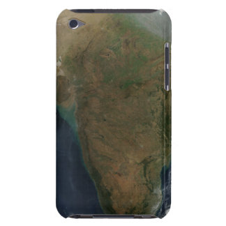 Satellite view of Central India iPod Touch Cover